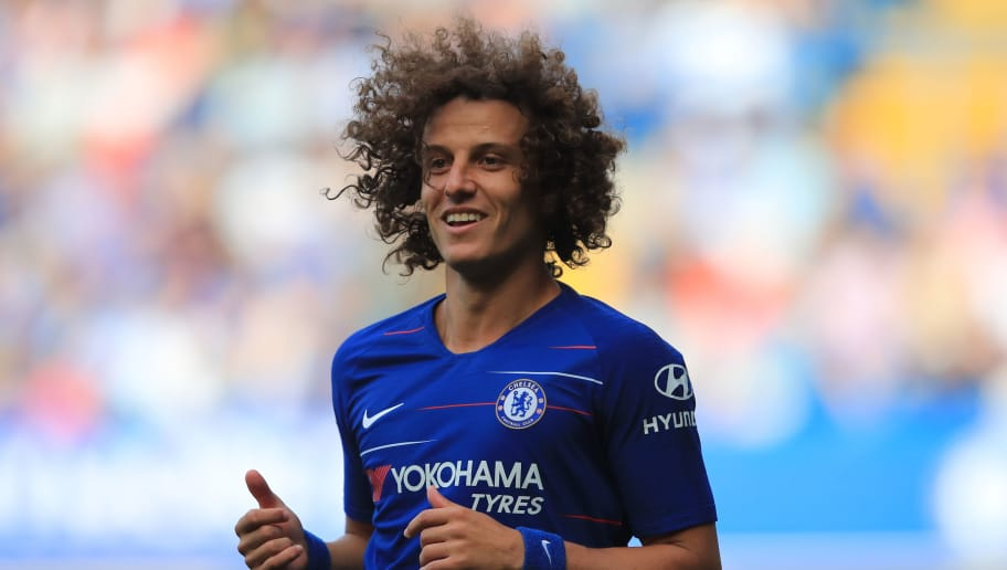 Chelsea Line Up Contract Talks for David Luiz Just Months After Near-Exit This Summer