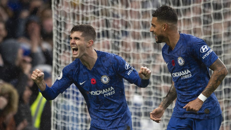 All the Best Stats as Frank Lampard's Chelsea Youngsters Beat Crystal Palace