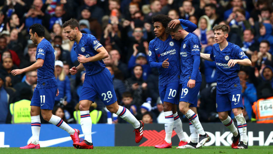Dream Chelsea Squad for 2020/21: Including New Signings, Transfers Out ...