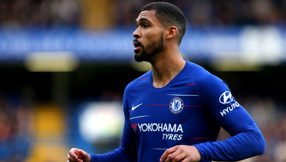 LONDON, ENGLAND - DECEMBER 02:  Ruben Loftus Cheek of Chelsea FC in action during the Premier League match between Chelsea FC and Fulham FC at Stamford Bridge on December 2, 2018 in London, United Kingdom. (Photo by Chloe Knott - Danehouse/Getty Images)