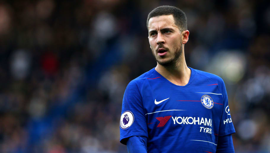 Eden Hazard offered record deal by Chelsea to fend off Real Madrid