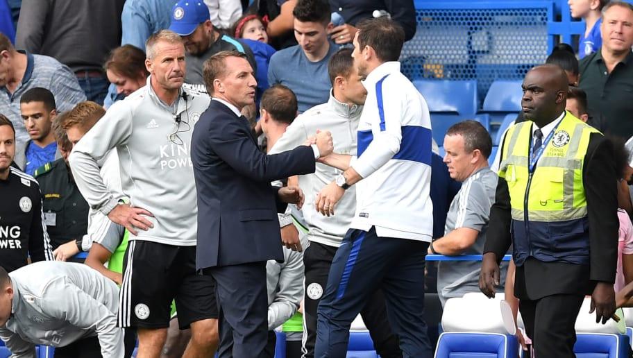 Frank Lampard,Brendan Rodgers
