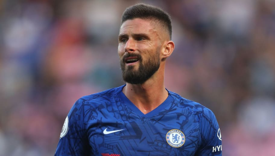 Crystal Palace Eye Cut-Price Deal for Wantaway Chelsea Striker Olivier Giroud