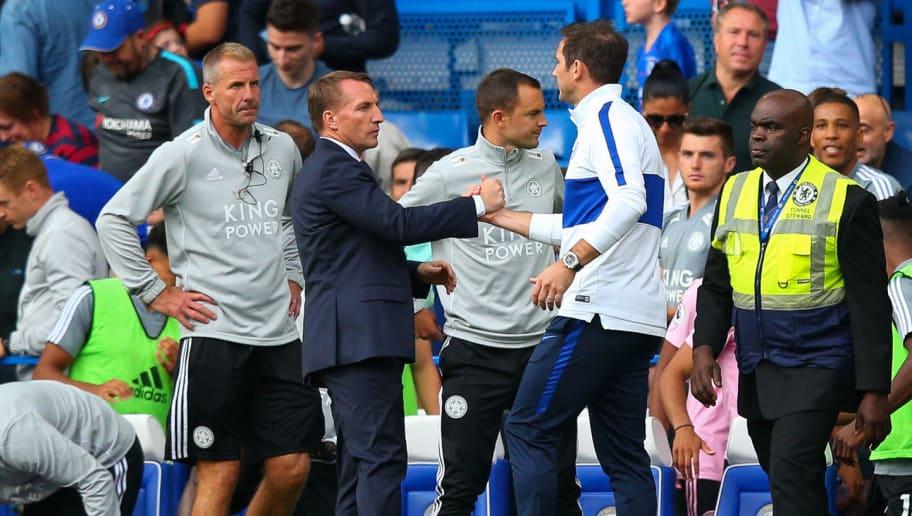 Brendan Rodgers,Frank Lampard