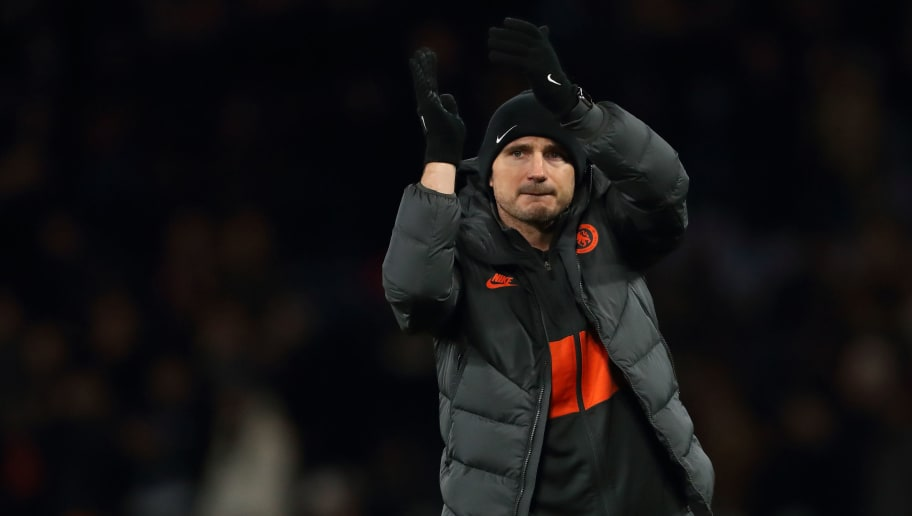 Frank Lampard & 6 Other British Managers to Qualify for Champions League Knockout Stages