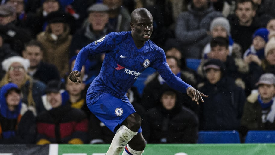 N'Golo Kante Wants to Leave Chelsea For Real Madrid at the End of the Season - Report