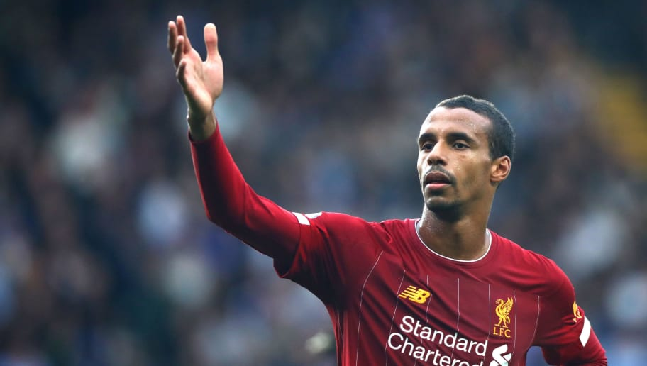 Liverpool Provide Promising Injury Update on Joel Matip Ahead of Manchester United Clash