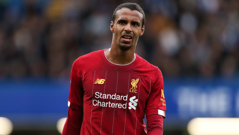 Joël Matip Expected to Miss at Least Two More Weeks With Leicester Clash Approaching