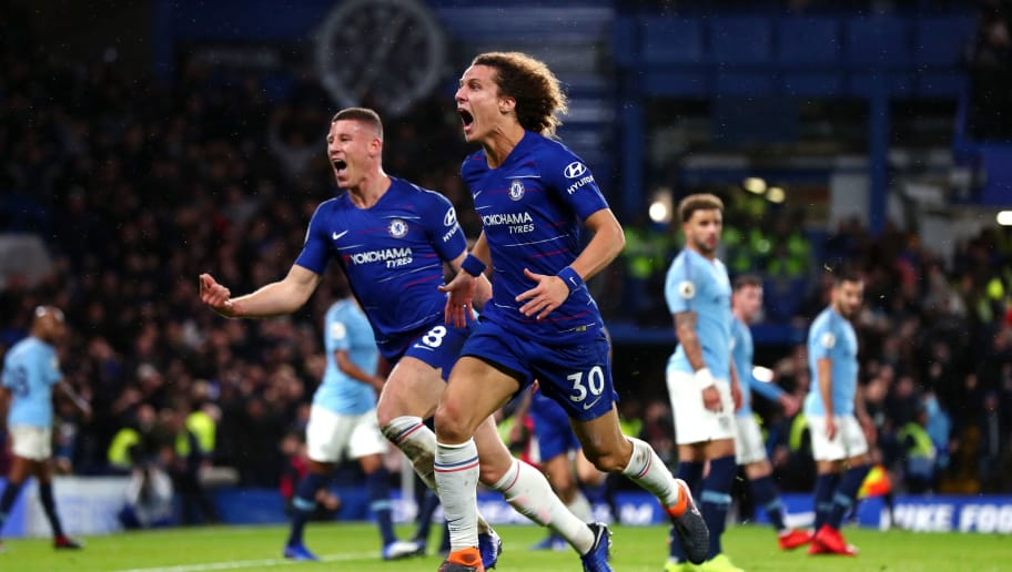 Chelsea Vs Manchester City Fc: Chelsea 2-0 Manchester City: Report, Ratings & Reaction As