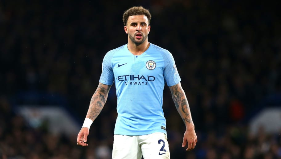 Image result for kyle walker