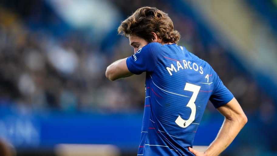 reputable site 50445 faa7a Spanish Defender Marcos Alonso Reportedly Signs 2-Year ...