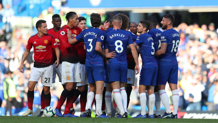 Chelsea Vs Manchester United Vs Fc Barcelona: 3 Key Battles That Could Decide Chelsea's FA Cup Clash