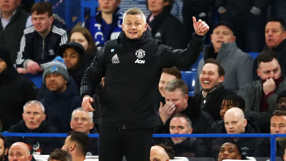 Ole Gunnar Solskjaer's Away Record Against Chelsea & Man City Is Literally Perfect