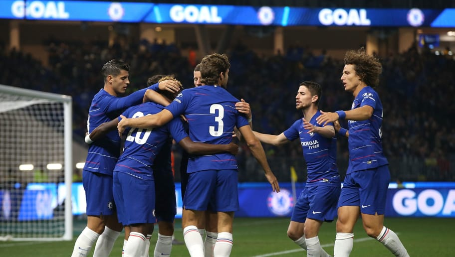 f85b7d9c63fd50 As Things Stand  How Chelsea Will Line Up on 2018 19 s Opening Day Against  Huddersfield