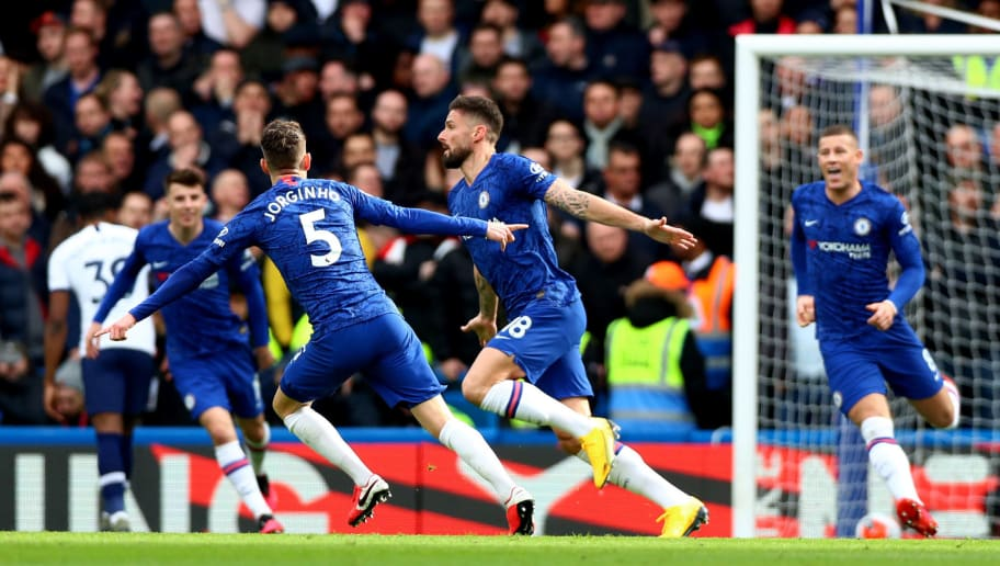 Chelsea 2-1 Tottenham: Report, Ratings & Reaction as Olivier ...