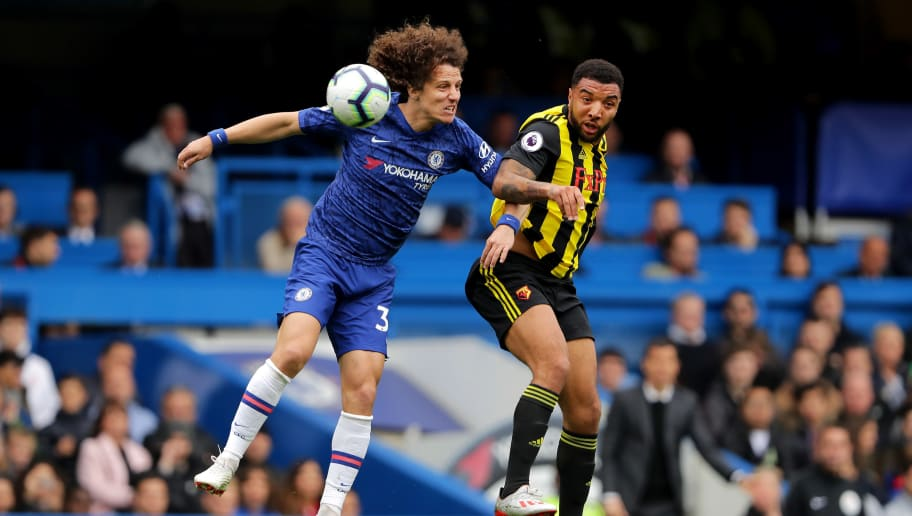 David Luiz,Troy Deeney