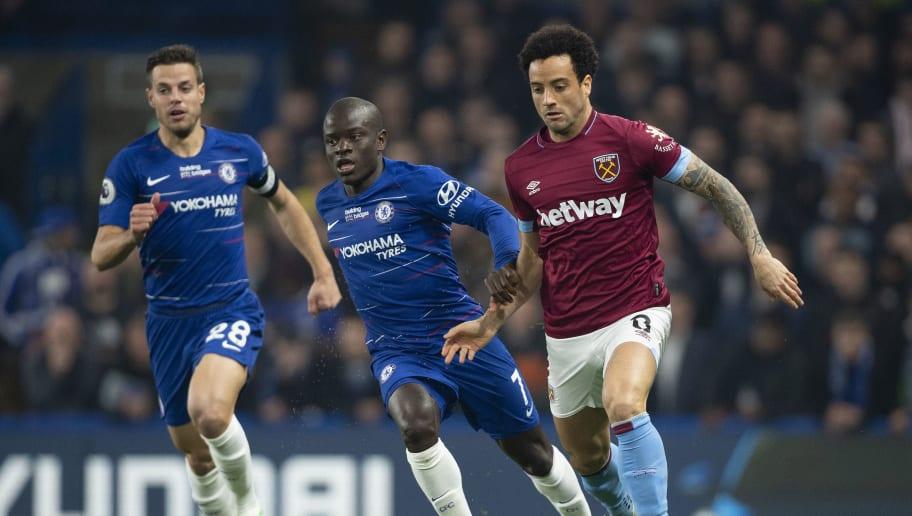 Chelsea X West Ham Provaveis Escalacoes Onde Assistir Horario Local E Palpite 90min