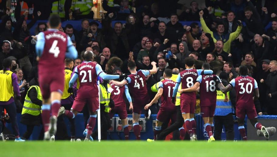 Chelsea 0-1 West Ham