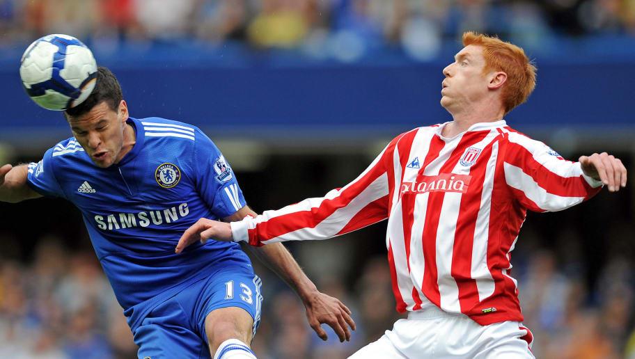 Chelsea's German midfielder Michael Ball