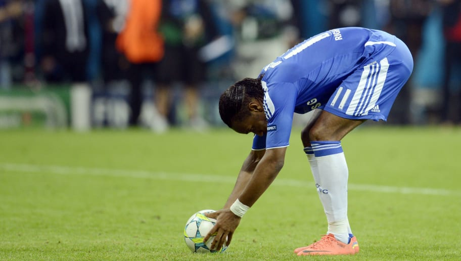 Champions League 2012: Remembering Didier Drogba's Decisive ...