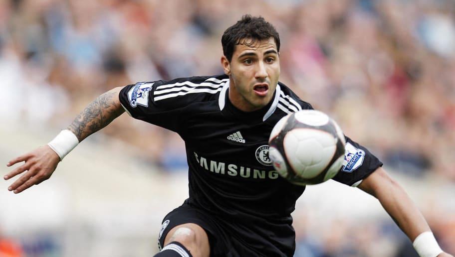 Chelsea's Portugese forward Ricardo Quar