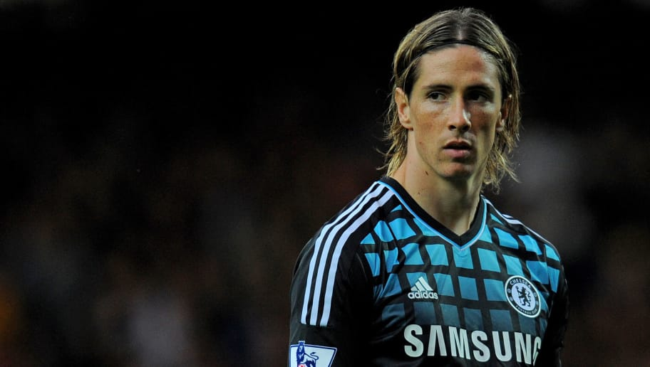 Chelsea's Spanish striker Fernando Torre