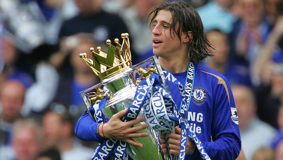 Image result for hernan crespo chelsea nine