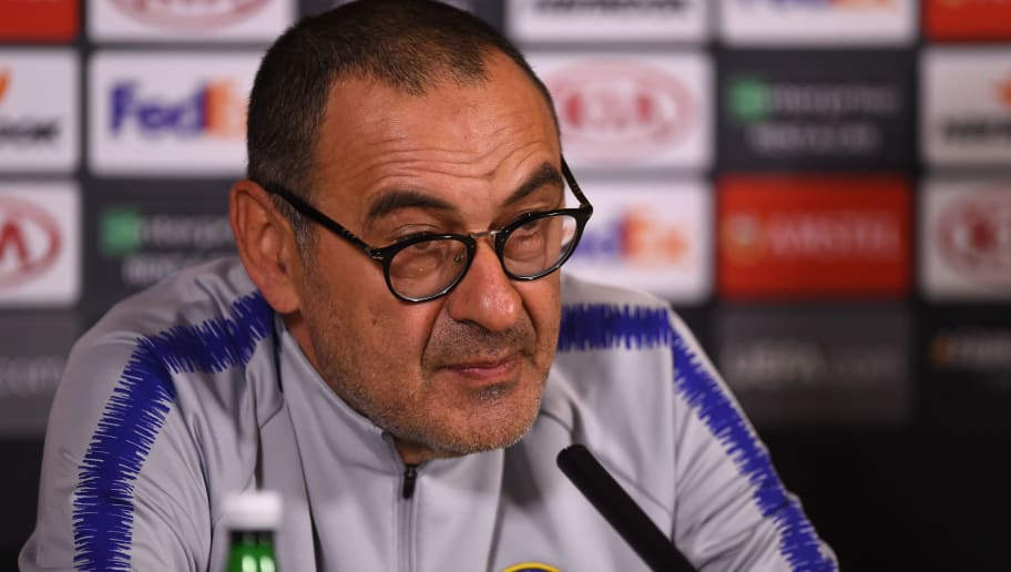Chelsea Boss Maurizio Sarri Claims That he Does not Feel the Pressure Despite Unrest Over his Future