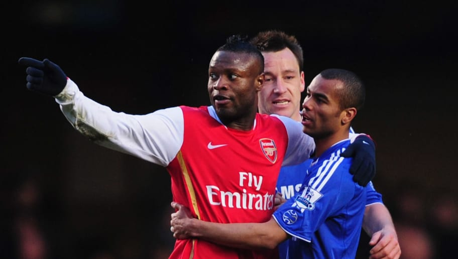 William Gallas,Ashley Cole