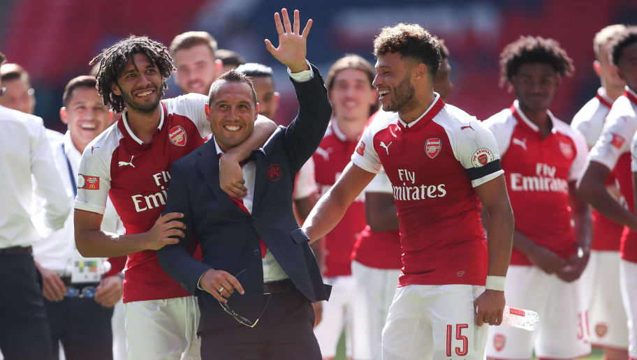 Arsenal 'Keen' to Allow Santi Cazorla Chance to Say Proper Goodbye After 2018 Departure