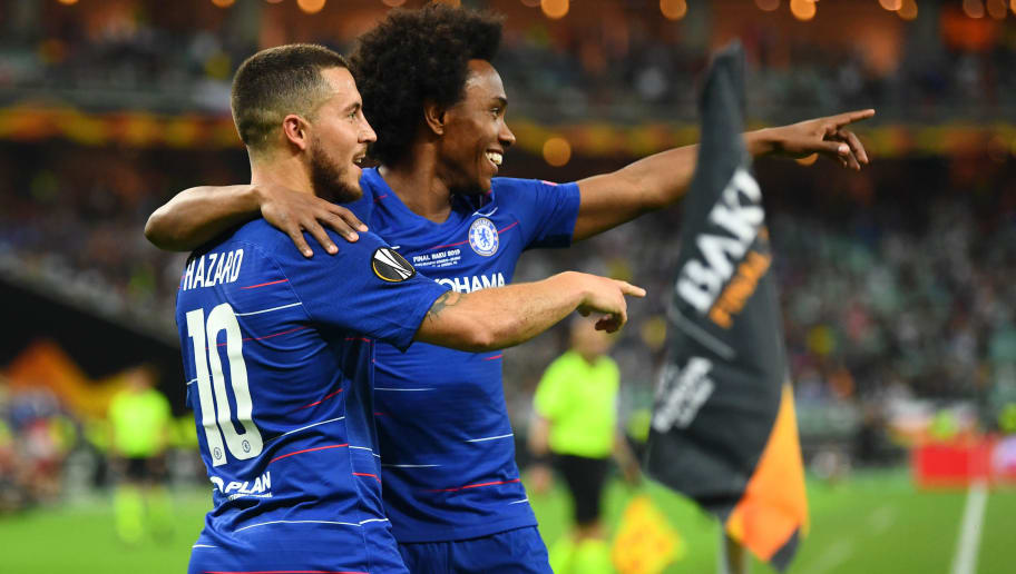Willian Warns Rivals Not to Underestimate Chelsea's Will to Win Trophies