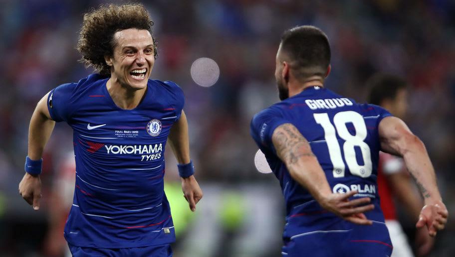 David Luiz,Olivier Giroud