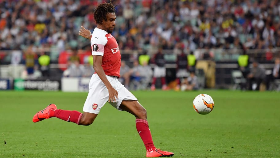 Alex Iwobi Reveals Reasons for Leaving Arsenal Following Shock Deadline Day Move