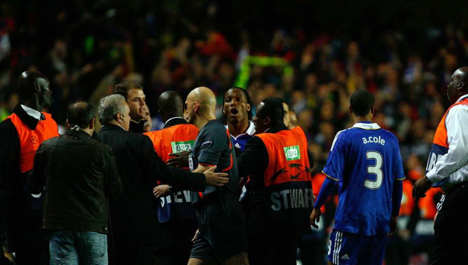 Didier Drogba,Guus Hiddink