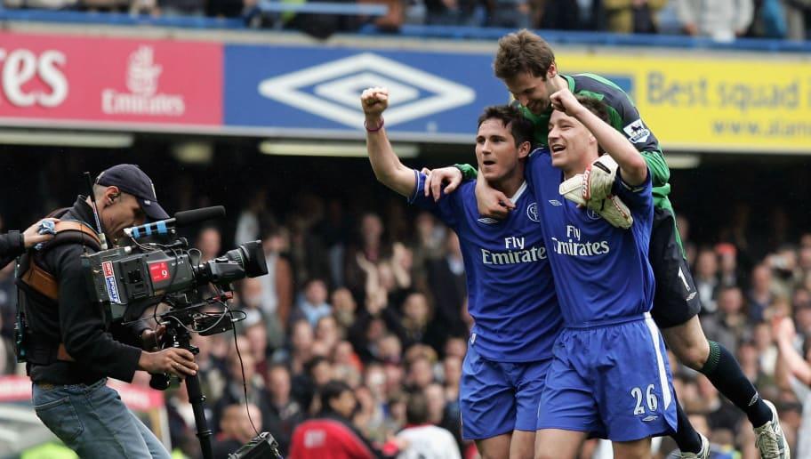 Frank Lampard,Peter Cech,John Terry