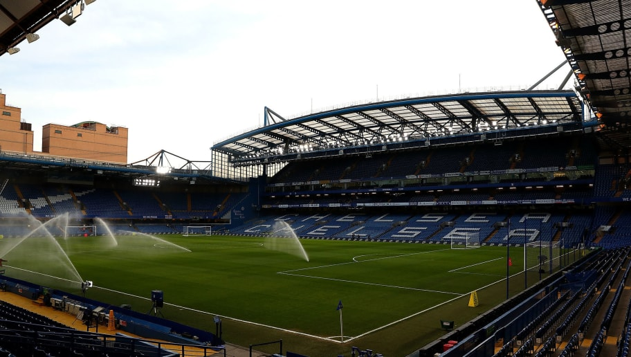 LONDON, ENGLAND - FEBRUARY 16:  A general view ahead of The Emirates FA Cup Fifth Round match between Chelsea and Hull City at Stamford Bridge on February 16, 2018 in London, England.  (Photo by Catherine Ivill/Getty Images)