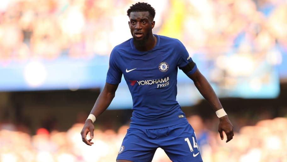 LONDON, ENGLAND - MAY 06: Tiemoue Bakayoko of Chelsea during the Premier League match between Chelsea and Liverpool at Stamford Bridge on May 6, 2018 in London, England. (Photo by James Williamson - AMA/Getty Images)