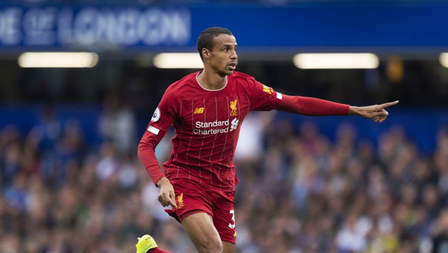 Joel Matip Delivers Positive Update on His Fitness Ahead of Man Utd Clash