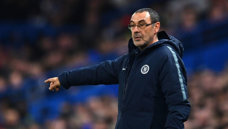 Maurizio Sarri Aims Dig at Rivals Arsenal in Response to Question on Chelsea's Poor Form | 90min