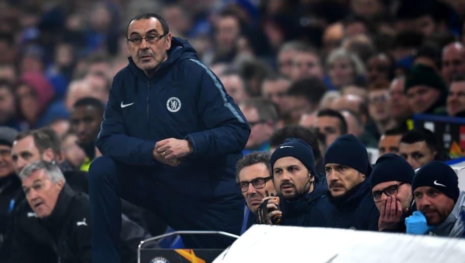 Maurizio Sarri Reveals Chelsea's Unorthodox Preparation Plans for Carabao Cup Final