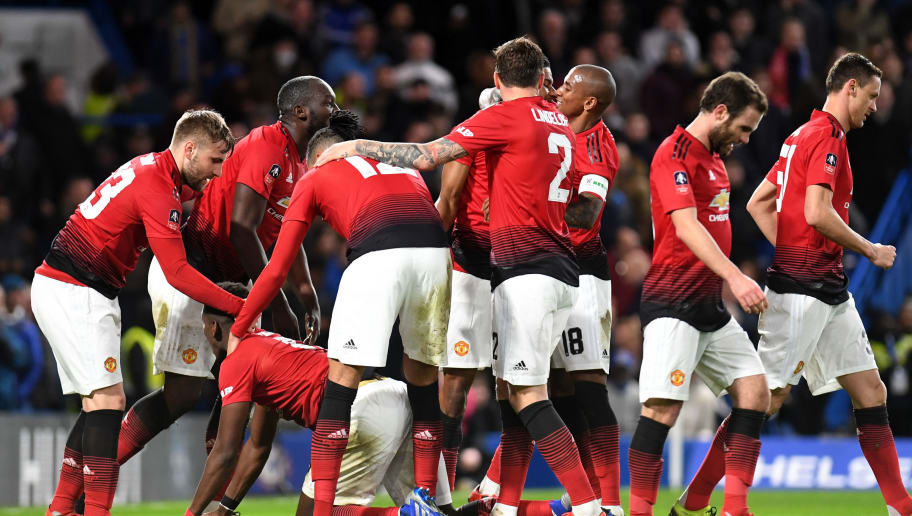 Manchester United Calendario.El Calendario Favorece Al Manchester United De Cara A La Ida
