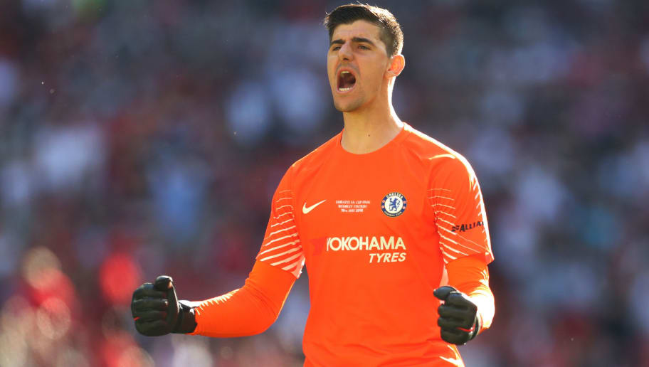 a68d1d316e4 No Tears  Why Chelsea Fans Will Not Miss Thibaut Courtois After Real Madrid  Transfer