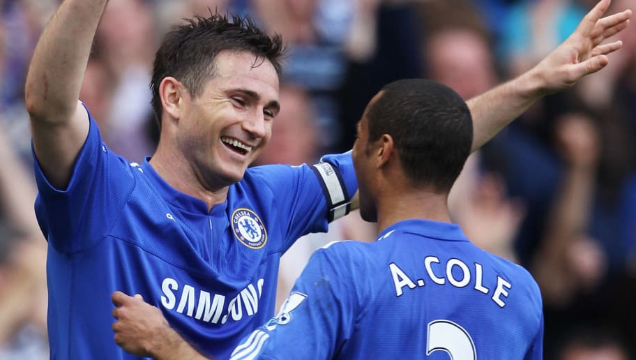Frank Lampard,Ashley Cole