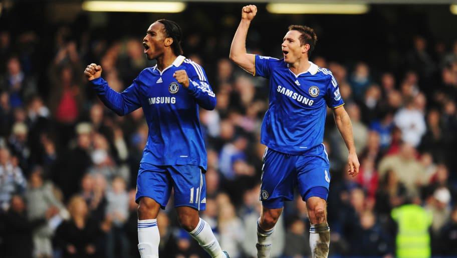 Frank Lampard,Didier Drogba