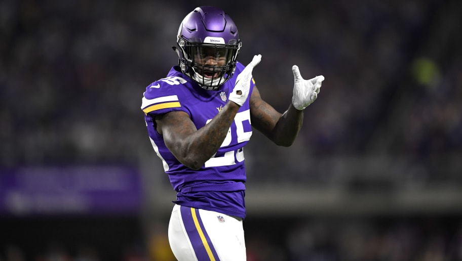 hot sales d591b c25c8 Saints Reportedly Signing Former Vikings RB Latavius Murray ...