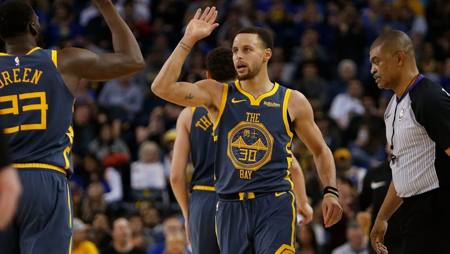 huge selection of d22f0 cea20 Steph Curry Could Dominate Your Fantasy League 3-Point ...