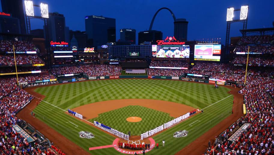 Cardinals 2019 MLB Schedule Includes Long-Awaited Albert