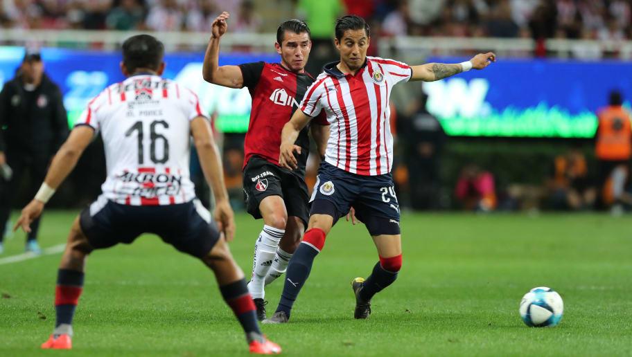 Carlos Cisneros, Edgar Zaldivar