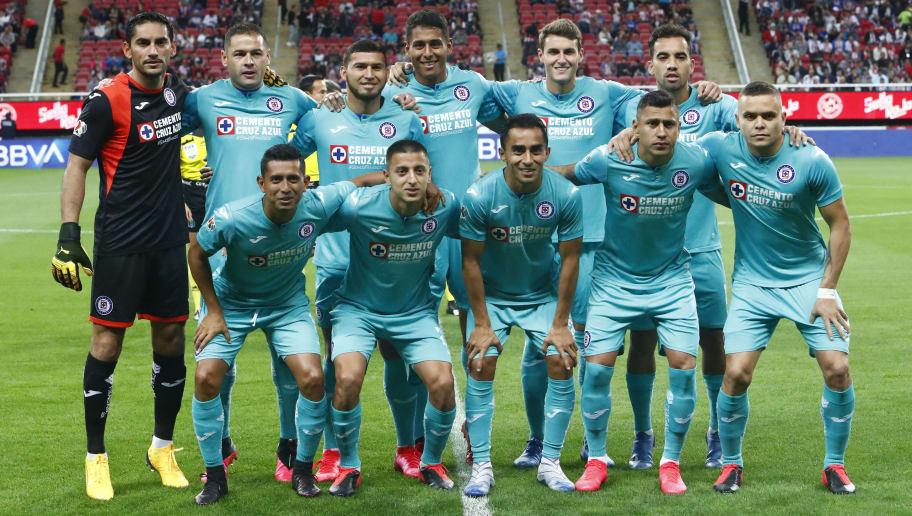 El 1x1 De Los Jugadores Del Cruz Azul En Su Victoria De 1 2 Frente