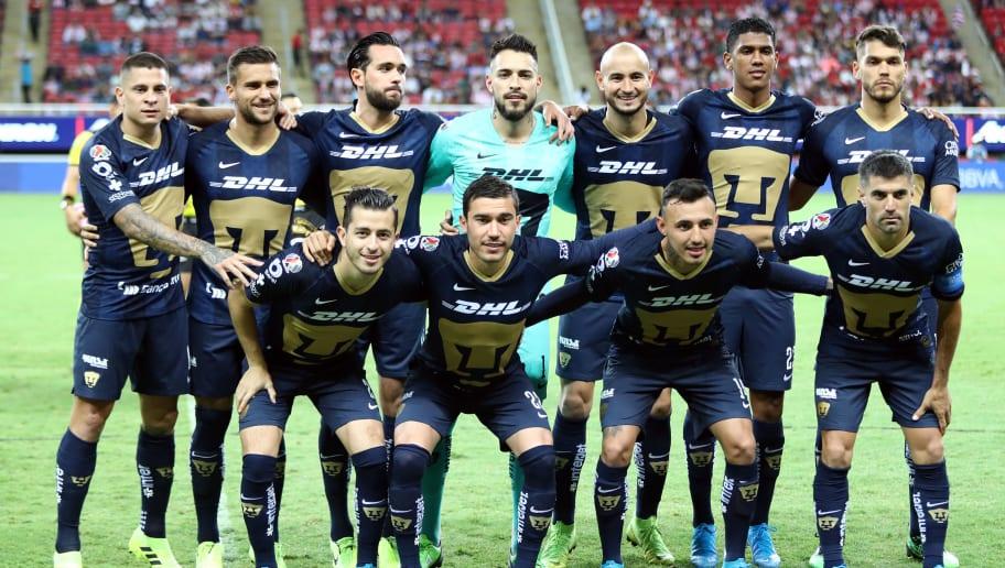 Chivas v Pumas UNAM - Torneo Apertura 2019 Liga MX